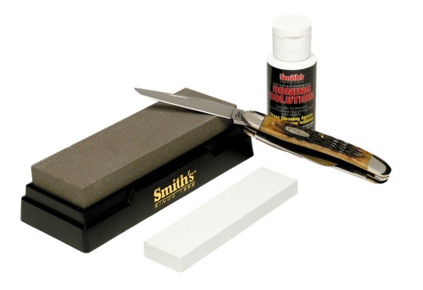 Smith's SK2 Two Stone Sharpening Kit