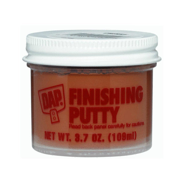 Dap® 21247 Plastic Wood® Smooth Finishing Putty, 3.7 Oz, Light Oak