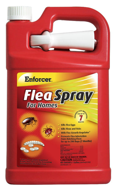 Enforcer® EFSH128 Flea Spray For Homes