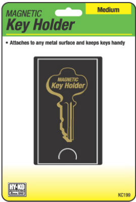 Hy-Ko KC199 Magnetic Key Holder, Medium