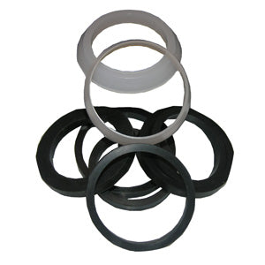 Lasco 02-2289 Slip Joint Washer, Assorted, 5-Pack