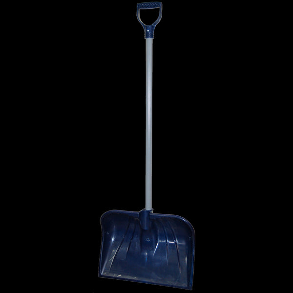 Rugg® 26PDX-S PathMaster Select Extra Strength Poly Combo Snow Shovel, 18""
