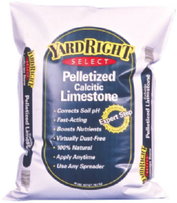 Soil Doctor 54050860 Pelleted Calcitic Limestone, 40 Lb