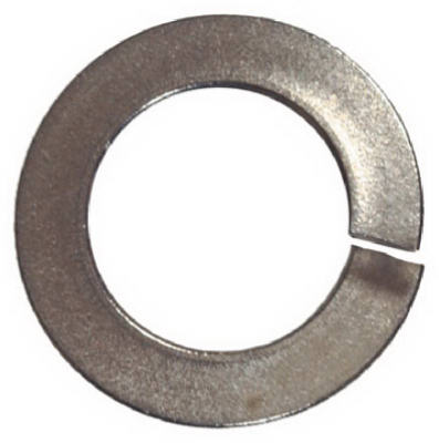 "Hillman Fasteners 830670 Stainless Steel Lock Washer, 3/8"", 100-Pack"
