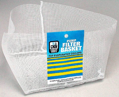 Dial Mfg 4222 Poly Mesh Pump Basket for Evaporative Cooler