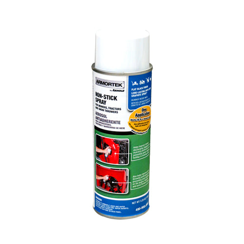Arnold® 490-900-0062 Armortek Non-Stick Spray for Outdoor Power Equipment, 5.25 Oz