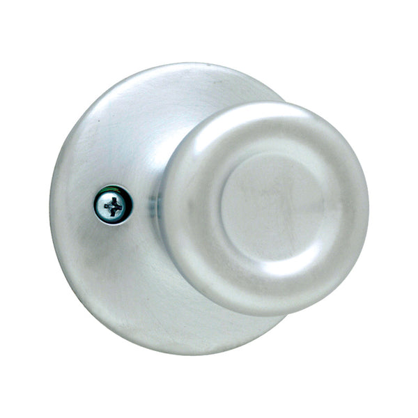 Kwikset® 488T-26D-CP Security Half Inactive/Dummy Knob, Satin Chrome