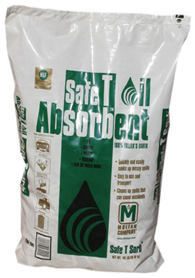 EP Minerals 7941 Safe-T-Sorb Premium Calcined Clay All Purpose Absorbent, 40 lb