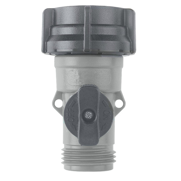 Gilmour 807004-1002 Single Nylon Water Hose Shut-Off Valve