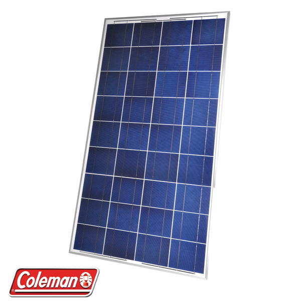 Coleman® 38150 High Performance Crystalline Solar Panel, 150 Watt