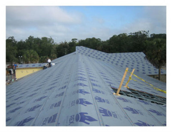 "Alpha ProTech REX SynFelt Synthetic Roof Underlayment, 48"" x 250'"