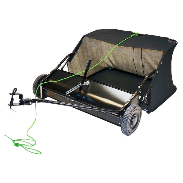 Precision LSP38 Tow Behind Lawn Sweeper, 38""