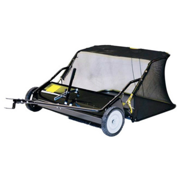 Precision LSP48 Tow Behind Lawn Sweeper, 48""