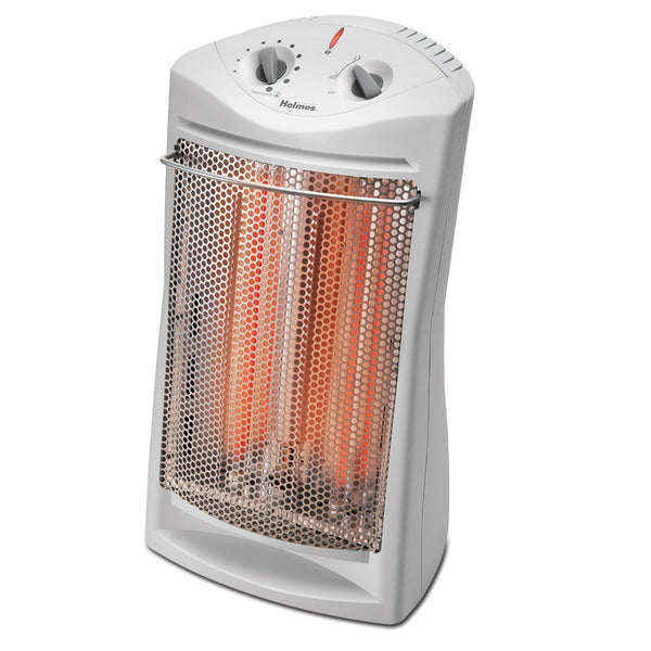 Holmes® HQH307-NU Infrared Quartz Tower Heater w/ 2-Heat Settings, 750/1500W