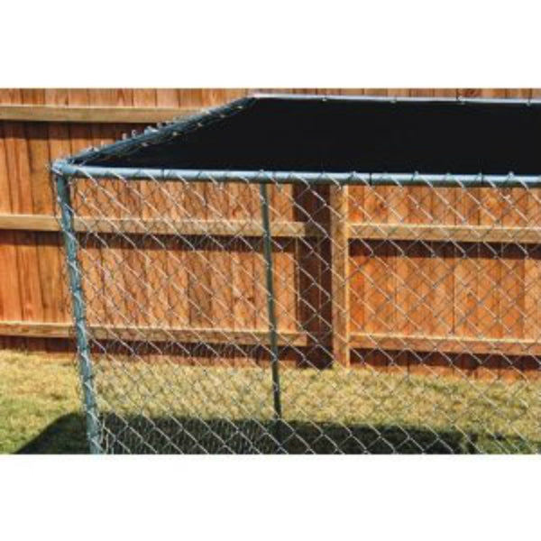 Stephens DKTB11010 Dog Kennel Modular Sunblock Top & Shade Cover, 10' x 10'