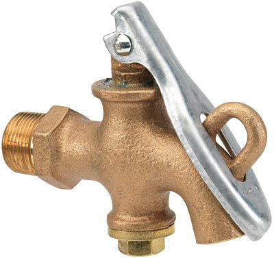 "Homewerks VDBBRZL4B Drum & Barrel Faucet 3/4"", Bronze"