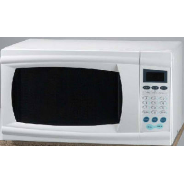 Galanz® P70B20AL-T-1 Digital Microwave, White, 700 Watt