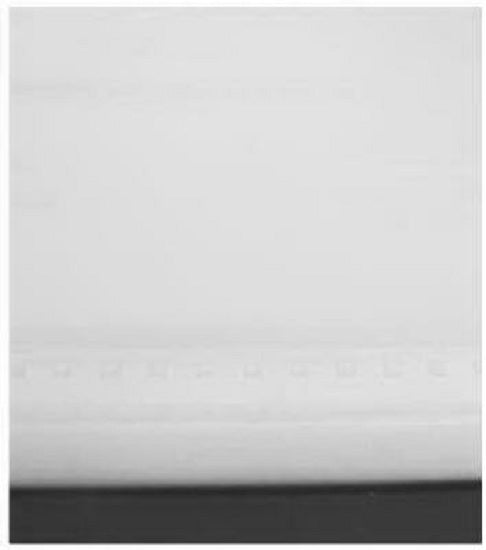 "Levolor SRSHWD5507801D Size In Store Window Shade, 55"" x 78"", White"