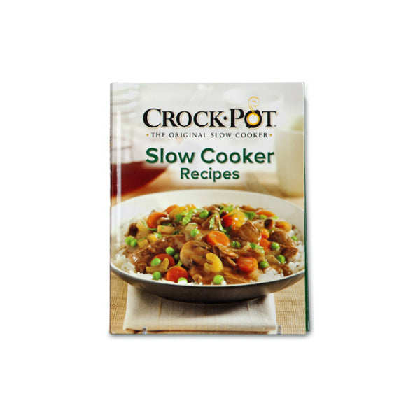 Crock-Pot® CB10-6-PIL Creative Cooking Cookbook for Slow Cookers
