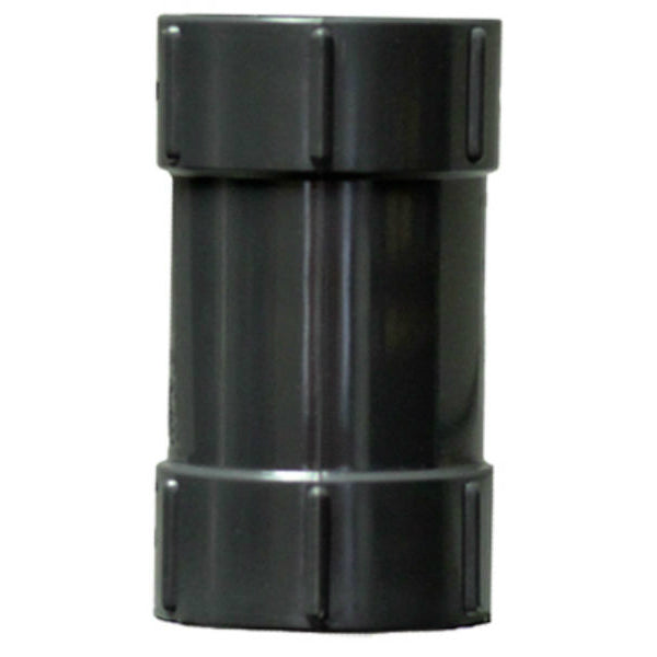 Water Source™ PCV075 Plastic Spring Loaded Check Valve, 3/4""