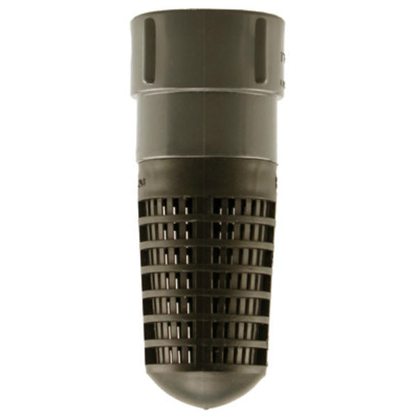 Water Source™ PFV125 Spring Loaded Plastic Foot/Check Valve, 1-1/4""