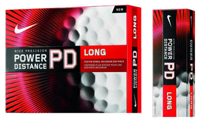 Nike 1NPD Power Distance Golf Balls, 12 Pack