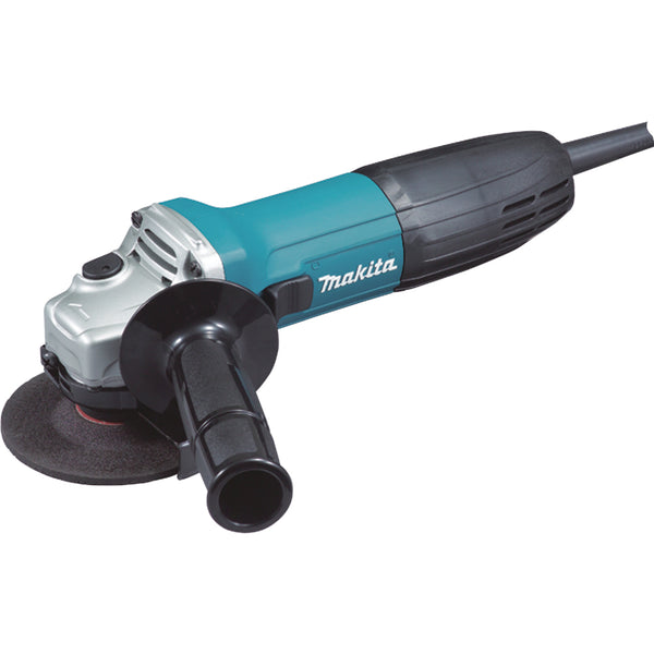 Makita® GA4030K Angle Grinder with Tool Case, 11000 RPM, 4""
