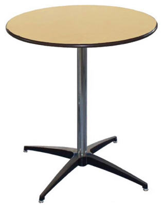 "Pre Sales 3030 Plywood Cocktail Table, 30""x42"""