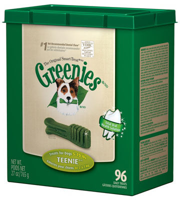 Feline Greenies 10071444 Canine Dental Chews, 27 Oz