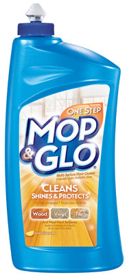 Mop & Glo 1920089333 Floor Shine Cleaner, 32 oz