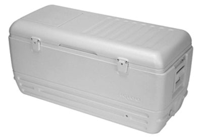 Igloo® 44363 Quick & Cool™ Marine Cooler, 150 Qt, White