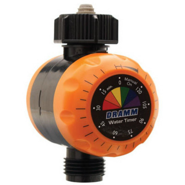 Dramm 10-15040 ColorStorm™ Mechanical Water Timer, Assorted Colors