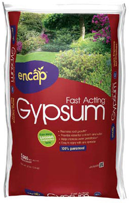 Encap 10610-24 Fast Acting Gypsum with Ast, 30 lbs