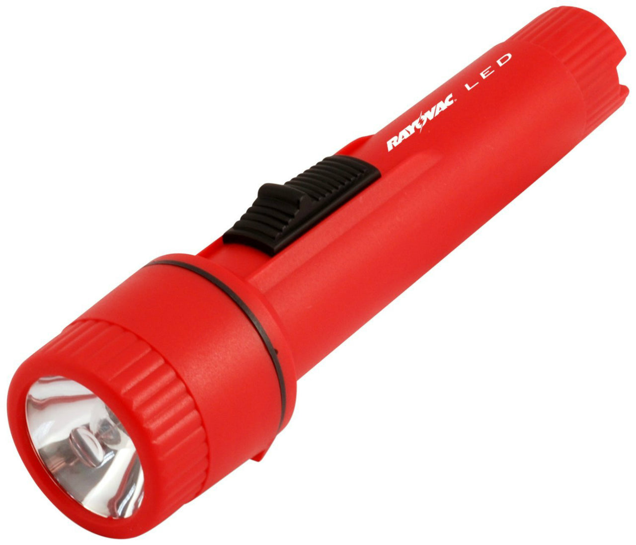 Rayovac EVB2AALED-B Value Bright 2AA Economy LED Flashlight