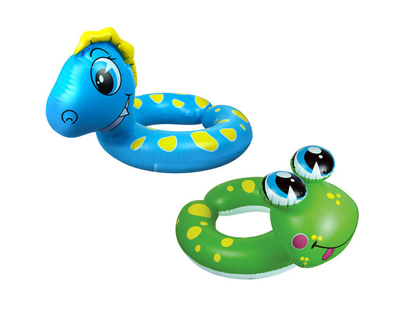 Poolmaster® 81259 Animal Split Float Ring for 3 - 12 Years Child, Assorted Style