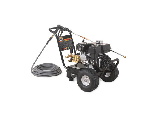 Mi-T-M® JP Gasoline Series Pressure Washer, 2400 PSI @ 2.4 GPM