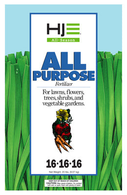 Howard Johnsons 7133 All Purpose Fertilizer, 16-16-16, 20 Lb