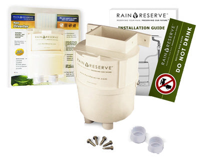 Rain Reserve 2012315 Rain Barrel Water Diverter