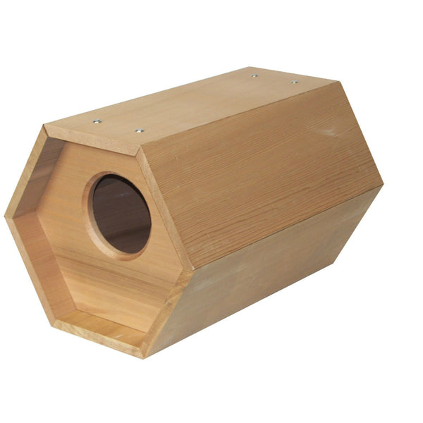 Heath™ MNB-1 Cedar Mallard Nesting Box Kit with Dual Entry Holes