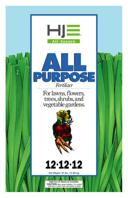 Howard Johnsons 7137 All Purpose Fertilizer For Lawns, 35 lb