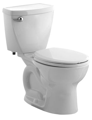 American Standard Cadet 3 Elongated Toilet, White