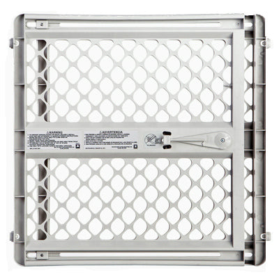 "North States 8615 Supergate Classic Plastic Safety Gate Gate, 26"" - 42"" x 26"""