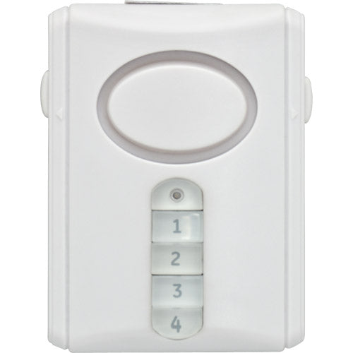 Ge 45117 Wireless Door Alarm With Programmable Keypad  U2013 Toolboxsupply Com