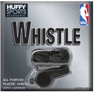 Huffy Sports 8304SR Whistle with Lanyard