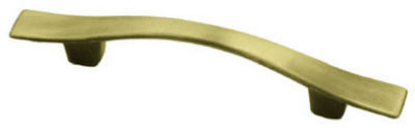 "Liberty P73600H-AB-C Rockefeller Cabinet Pull, 4-3/4"", Antique Brass"