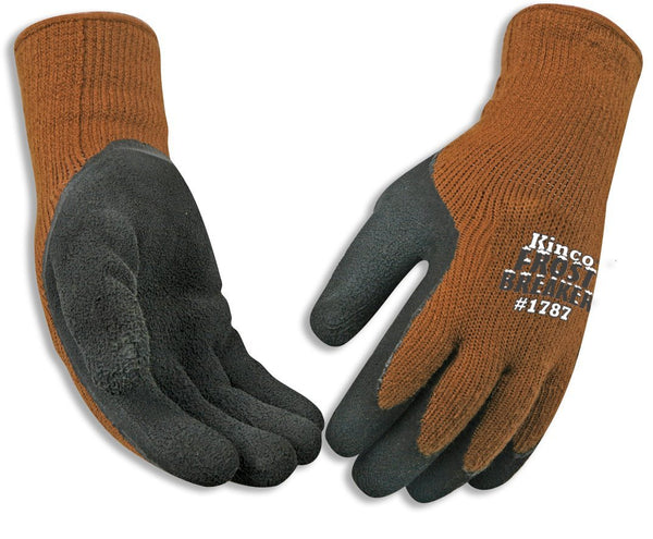 Kinco 1787-L Frost Breaker® Foam Form Fitting Thermal Gloves, Large
