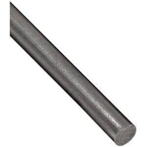 "K&S 87133 Stainless Steel Rod, 3/32"" x 12"", 2 Pack"