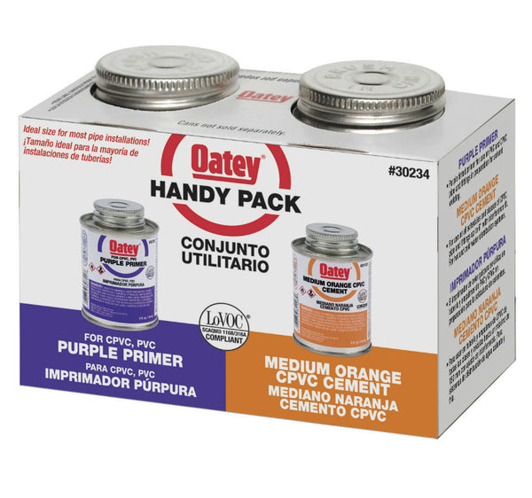 Oatey® 30234 CPVC Solvent Cement Weld Kit