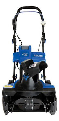Snow Joe ION18SB Ion Cordless Single Stage Snow Blower, 40-Volt