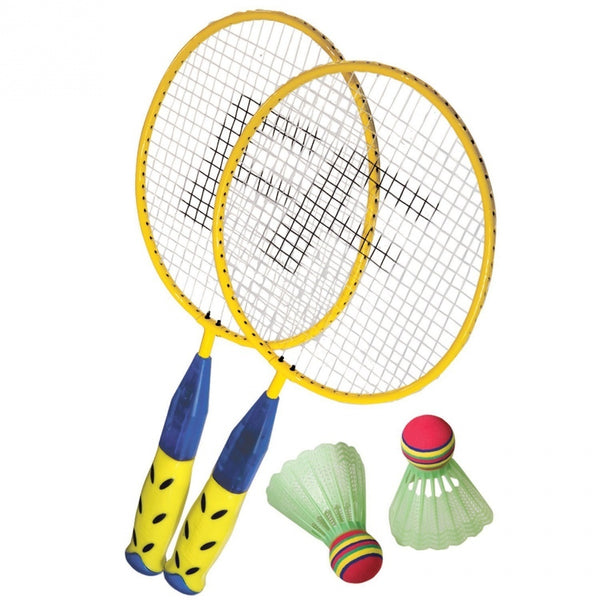 Franklin® 52603 Grip-Rite® Smashminton Set, Assorted Colors, Age 6+